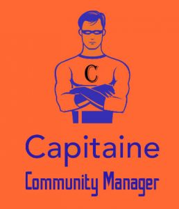 Capitaine Community Manager