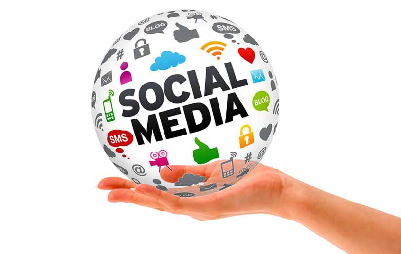 Stratégie de communication médias sociaux.