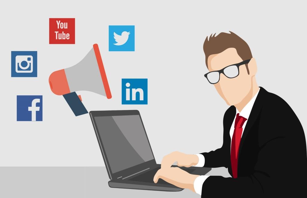 L'importance des réseaux sociaux dans votre marketing du bouche à oreille.